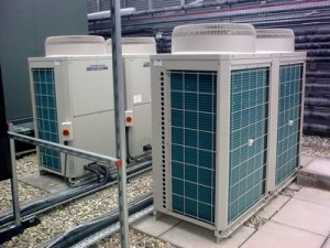 Mitsubishi Electric: Automatic Pump-Down System Helps Building A